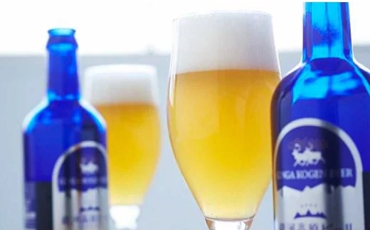 ふるさと納税【小麦のビール】銀河高原ビール シルバーボトル8本セット★☆