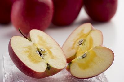 安くておいしい林檎が買えるのはここ! JA江刺 江刺ふるさと市場!