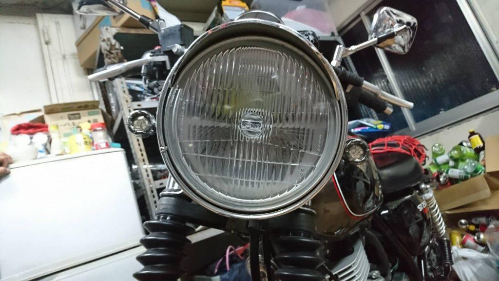 【ST250 Etype】 バイクのウィンカーをLEDに交換しよう!
