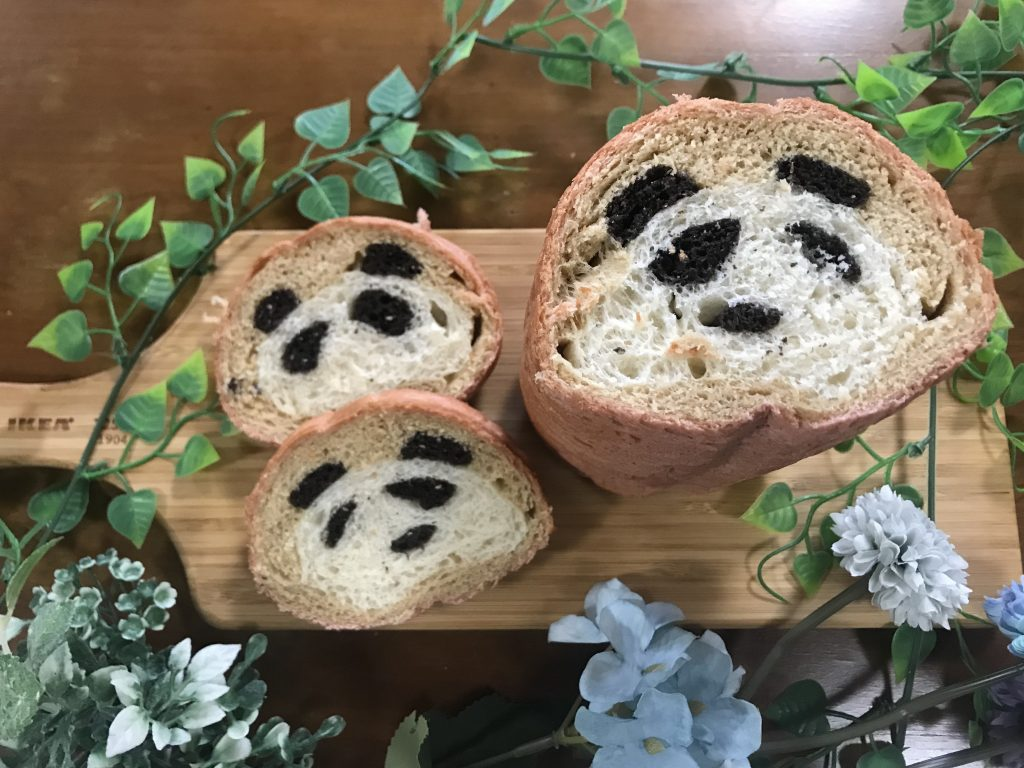 〃金太郎飴〃のようなパン!切っても切っても 絵が現れる⁉〃イラストパン〃レッスンに行ってきた‼