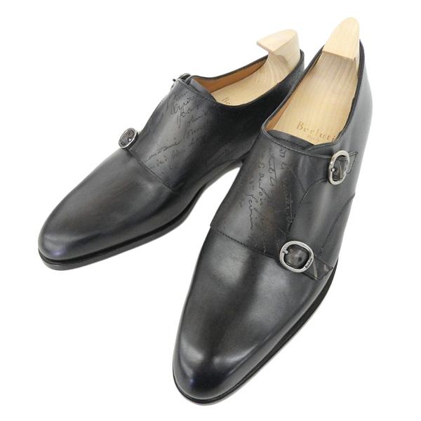 最高級靴ベルルッティの魅力の秘密「パティーヌ」とは?