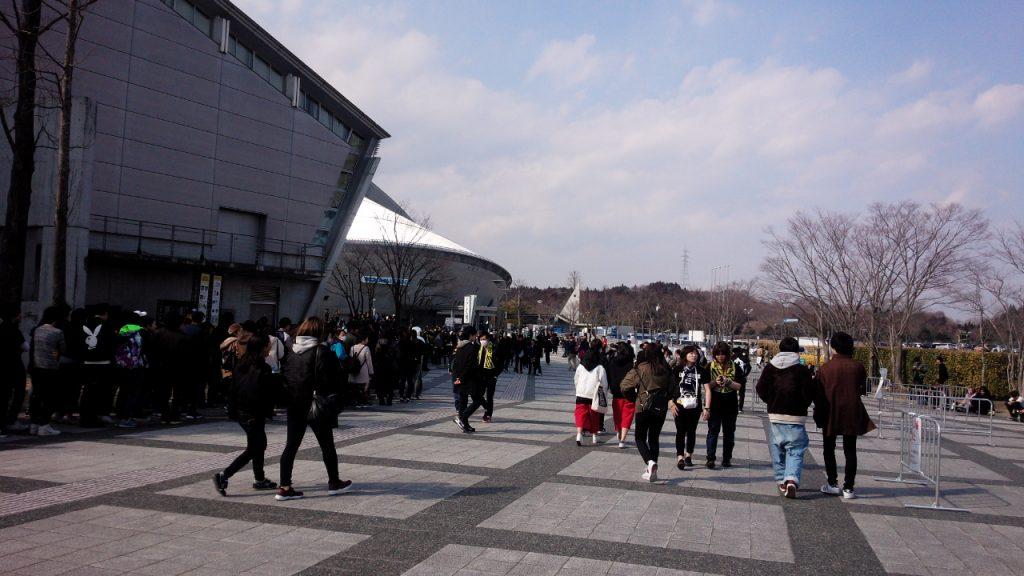 "【ONE OK ROCK 2017 ""Ambitions"" JAPAN TOUR 】宮城県 仙台市 グランディ21"