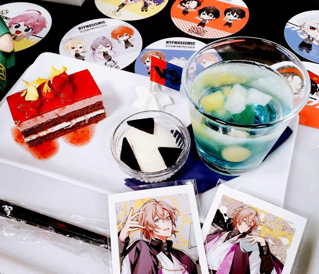 【ヒプノシスマイク】コラボカフェに行って来た!!【けんじライナー】での仙台日帰り旅!