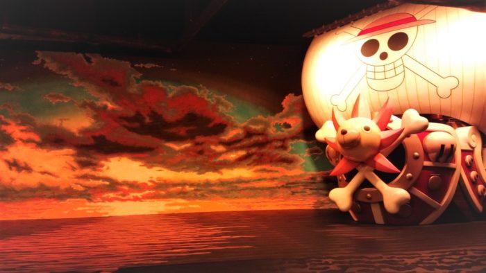 Hello, ONE PIECE ルフィが町にやってくる!秋田県 横手市増田まんが美術館で開催中!