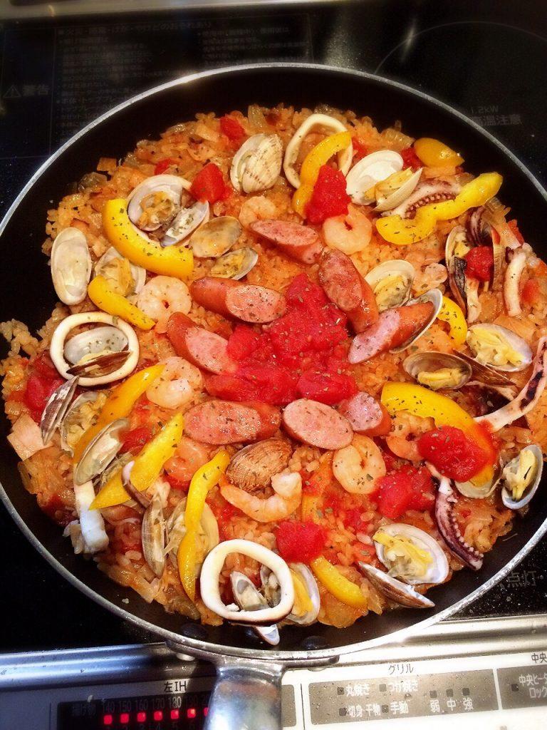 実は料理が趣味だったり・・・(^_-)-☆