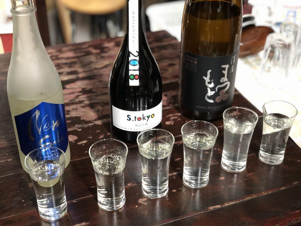 岩手県で日本酒の飲み比べができる酒屋は?!